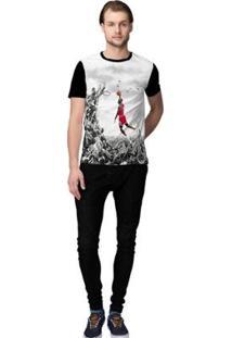Camiseta Stompy Baskett Masculino - Masculino