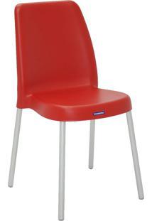 Cadeira Vanda Tramontina 92053040 Vermelha