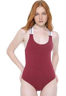 Body Calvin Klein Underwear Modern Vinho