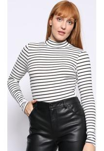 Body Swank Stripes - Preto & Brancojohn John