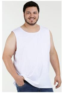 Regata Masculina Plus Size Kohmar