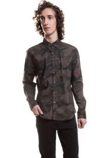 Camisa Levi'S® No Pocket Rollup