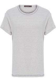 Camiseta Feminina Lines - Bege