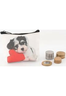 Porta Moedas Pets - Heartdog