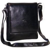 6390165f20 Pasta Bolsa Masculina Tipo Carteiro Pequena Para Tablet Bennesh 29416