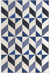 Tapete Para Sala Supreme Azul 2,00X3,00 Sã£O Carlos - Multicolorido - Dafiti