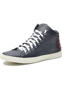 Sapatênis Pórtice Sneaker Masculino - Masculino-Preto