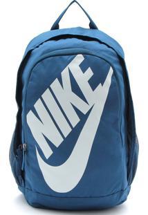 Mochila Nike Sportswear 28L Embroide Azul