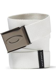 Cinto Masc Mod Ellipse Web Belt