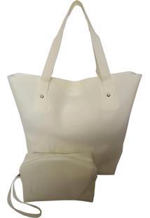 Bolsa Bag Dreams De Praia Impermeável Branca