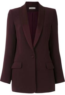 Egrey Blazer Smoking - Roxo