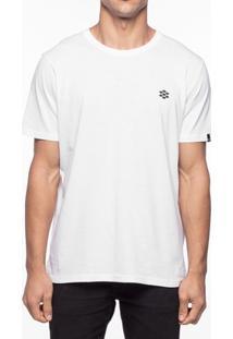 Camiseta Casual Zebra Pine Code - Masculino