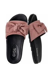 Slide Gigil Laço Nó Rosê