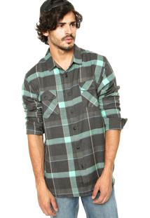 Camisa Billabong Treadstone Xadrez