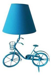 Abajur Urban Bike – Azul