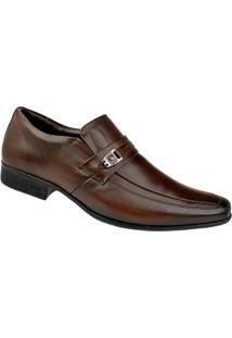 Sapato Social Paganezzi Masculino - Masculino-Marrom