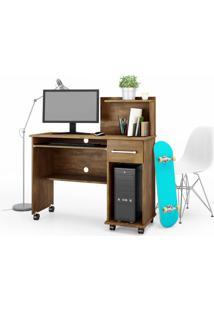 Mesa Para Computador Studio Canela