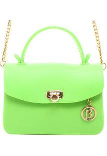 Bolsa Pequena Neon - Feminino