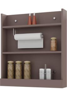 Porta Condimentos Com Suporte Essence Trufa - Aroma Cozinhas