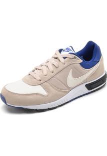 Tênis Nike Sportswear Nightgazer Bege/Azul