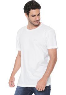 Camiseta Richards Fish Branca