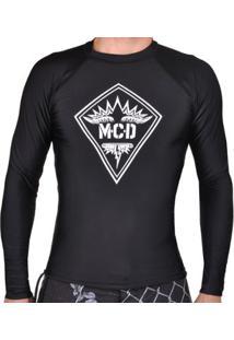 Camiseta De Lycra Mcd Way Of Life Masculino - Masculino