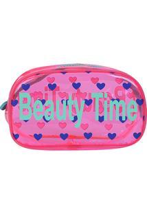 Necessaire Drezzup Beauty Time Feminina - Feminino