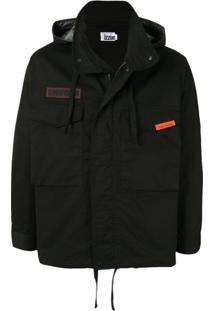 Izzue Reserved Hooded Jacket - Preto