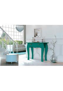 Aparador Melissa Patrimar Verde Tiffany