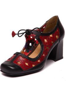 c038442846 Sapato Amor Preto feminino