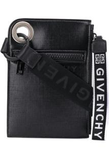 Givenchy Jaw Slim Crossbody Bag - Preto