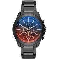 7617326dbe338 Relógio Armani Exchange Masculino Drexler - Ax2615 1Pn Ax2615 1Pn -  Masculino-Preto