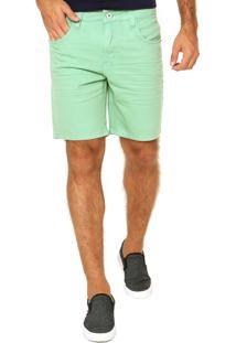 Bermuda Triton Bolsos Verde