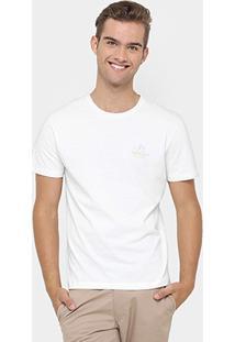 Camiseta Richards Aquarela Dog - Masculino