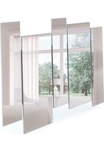 Espelho Decorativo Isadora 136 X 120 Off White