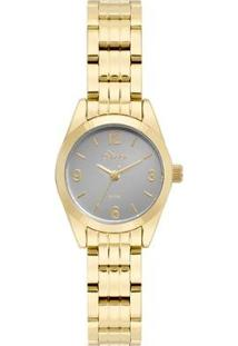 Relógio Condor Feminino Eterna Mini - Co2036Kua/4K Co2036Kua/4K - Feminino-Dourado