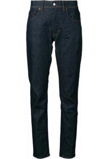 Acne Studios Melk High Waist Jeans - Azul