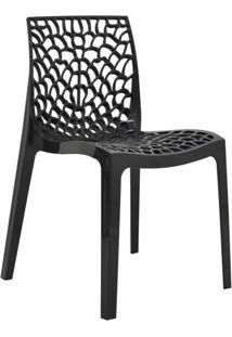 Cadeira De Jantar Gruv Chumbo