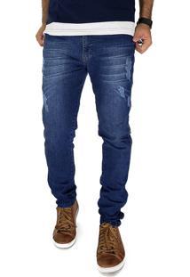 Calça Jeans Bamborra Denim Kazan Premium