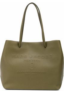 Marc Jacobs Bolsa Tote Ew - Verde