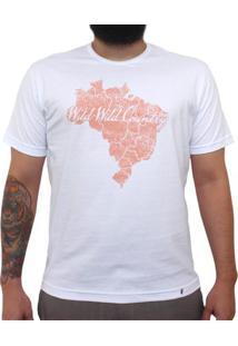 Wild Wild Country - Camiseta Clássica Masculina