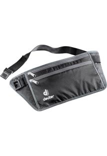Pochete Deuter Security Money Belt Preta