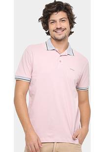 Camisa Polo Sommer Piquet Frisos - Masculino