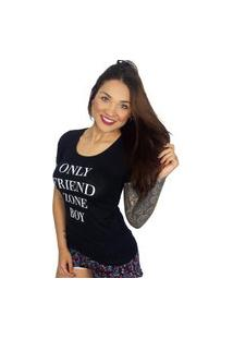 Camiseta Orion - Only Friend Black