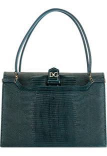 Dolce & Gabbana Bolsa Ingrid - Verde