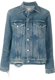 Citizens Of Humanity Jaqueta Jeans - Azul