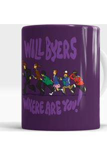 Caneca Will Byers Where Are You?