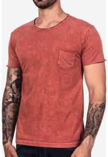Camiseta Hermoso Compadre Red Stone Masculina - Masculino