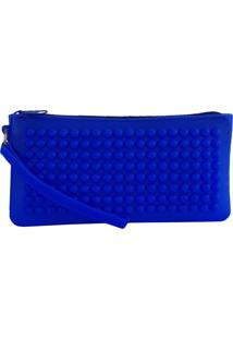 Necessaire Bag Dreams Impermeável Azul Bic
