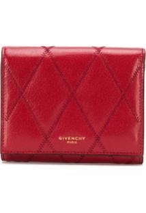 Givenchy Carteira 'Gv3' - Vermelho